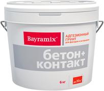 Bayramix Бетон+Контакт адгезионный грунт для фасадов и интерьеров