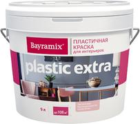Bayramix Plastic Extra пластичная краска для интерьеров