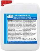 Dec Prof 22/W Glass Winter средство для очистки зеркальных и стеклянных поверхностей