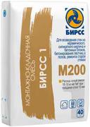 Бирсс M-200 1 монтажно-кладочная смесь