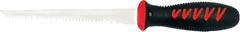 Ножовка по гипсокартону Бибер