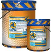 Бирсс Полилак 2W матовый лак для полимерных и бетонных полов