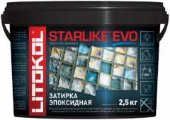 Литокол Starlike Evo затирка эпоксидная