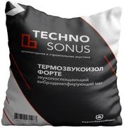 Техносонус Термозвукоизол Форте звукоизолирующий вибродемпфирующий мат
