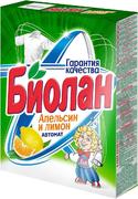 Биолан Апельсин и Лимон стиральный порошок