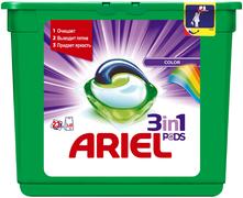 Ariel Pods Color капсулы для стирки