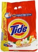 Тайд Лимон и Белая Лилия стиральный порошок