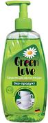 Green Love с Экстрактом Имбиря средство для мытья посуды