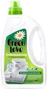 Green Love Ослепительная Белизна отбеливатель с активным кислородом