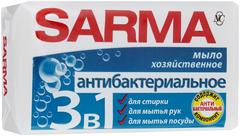 Сарма Антибактериальное мыло хозяйственное