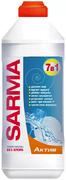 Сарма Актив антибактериальный гель для мытья посуды