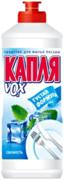 Капля VOX Свежесть средство для мытья посуды