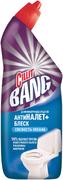 Cillit Bang Антиналет+Блеск Свежесть Океана мощное средство для туалета