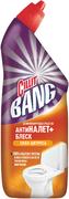 Cillit Bang Антиналет+Блеск Сила Цитруса мощное средство для туалета