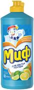 Миф Свежесть Цитрусов средство для мытья посуды