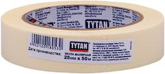 Лента малярная Титан Professional