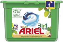 Ariel Pods Color Аромат Масла Ши капсулы для стирки