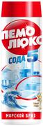 Пемолюкс Сода 5 Морской Бриз порошок чистящий