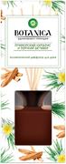 Air Wick Botanica Приморский Кипарис и Терпкий Ветивер ароматический диффузор для дома с деревянными палочками