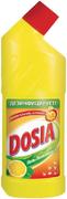 Дося Лимон гель-средство чистящее и дезинфицирующее