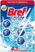 Бреф Сила-Актив Океанский Бриз подвесной туалетный блок