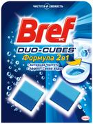Бреф Duo-Cubes чистящие кубики для сливного бачка