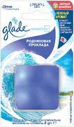 Glade Sensations Родниковая Прохлада освежитель воздуха сменный аромаблок
