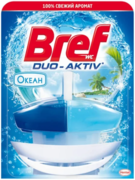 Бреф Duo-Aktiv Океан подвесной туалетный блок
