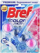 Бреф Premium Бреф Color Aktiv Цветочная Свежесть туалетный блок
