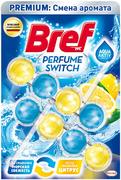 Бреф Premium Бреф Perfume Switch Морская Свежесть-Цитрус подвесной туалетный блок