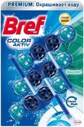 Бреф Premium Бреф Color Aktiv Эвкалипт туалетный блок