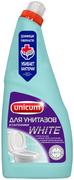 Unicum White гель для унитазов и сантехники с гипохлоритом