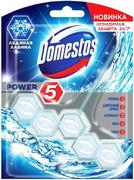 Доместос Power 5 Ледяная Лавина блок для очищения унитаза