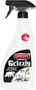 Unicum Grizzly Artic Mint сверхмощный жироудалитель пена для плит, духовок и посуды