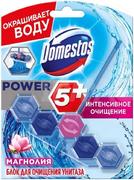Доместос Power 5+ Магнолия блок для очищения унитаза
