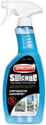 Unicum Silicone средство-полироль для стекол, зеркал и пластика