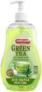 Unicum Зеленый Чай средство для мытья посуды