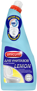 Unicum Lemon гель для унитазов и сантехники