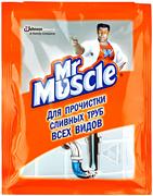 Мистер Мускул гранулы для прочистки сливных труб всех видов