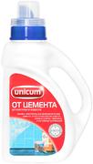 Unicum средство для удаления остатков цемента, штукатурки и извести