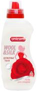 Unicum Wool & Silk парфюмированный гель для стирки деликатных тканей