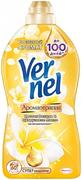 Вернель Ароматерапия Цветок Ванили и Цитрусовое Масло кондиционер для белья суперконцентрат
