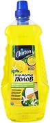Чиртон Лимон многофункциональное чистящее средство для мытья полов