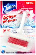 Чиртон Active WC-Cleaner Цветочный Аромат подвесной очиститель для унитаза (блок с гелевой полосой)