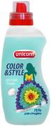Unicum Color & Style гель для стирки цветных тканей