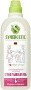 Синергетик кислородсодержащий бесхлорный отбеливатель