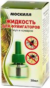 Москилл жидкость для фумигаторов от мух и комаров