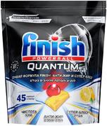 Finish Powerball Quantum Ultimate капсулы для мытья посуды в посудомоечной машине