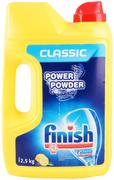 Finish Classic Power Powder Лимон порошок для посудомоечных машин