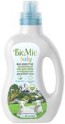 Biomio Baby Bio-Sensitive гель для стирки и кондиционер для детского белья